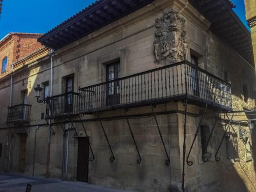 PALACIO NAVARRETE EN ELCIEGO (ÁLAVA) TURISMO DE PROXIMIDAD