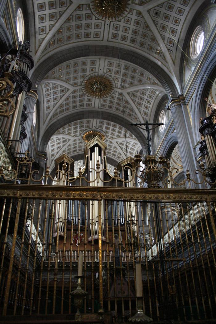 Catedral de la ciudad de Puebla  Gua de Puebla de