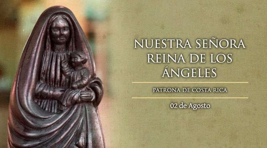 patronas Nuestra Señora de los Ángeles