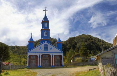 Patrimonios iglesias de chiloé