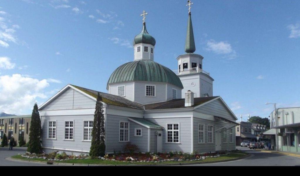 Catedral de San Miguel Arcángel de Sitka, Alaska