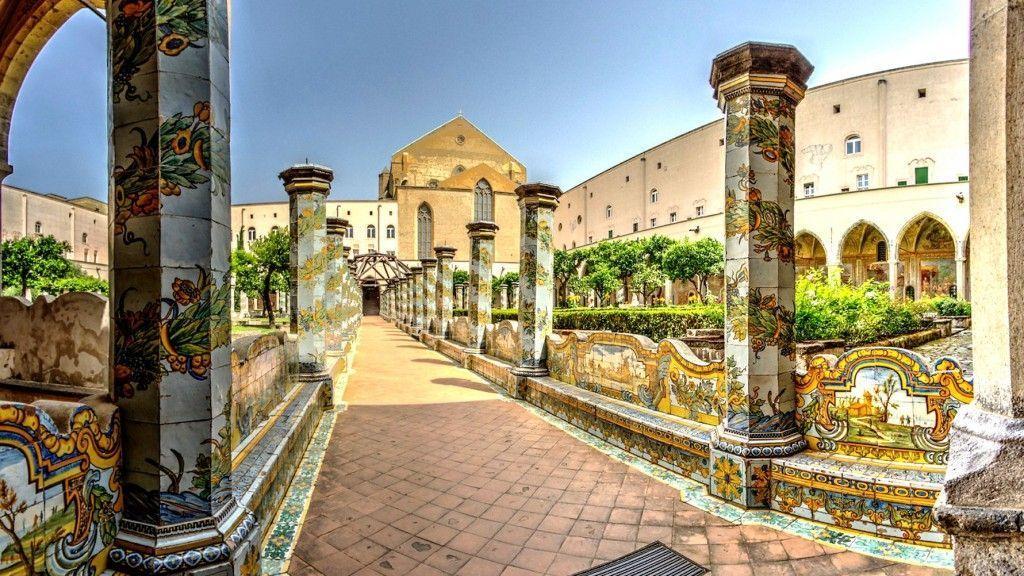 Monasterio de Santa Chiara