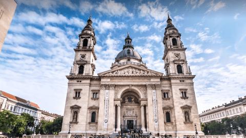 Los Secretos de la Catedral de Budapest