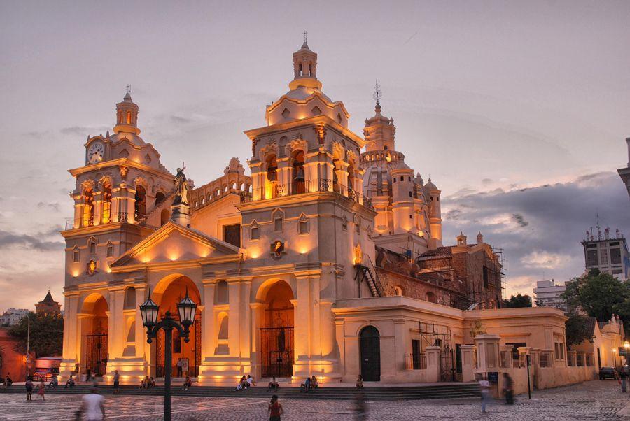 Catedral de Cordoba Credito municipalidad de cordoba