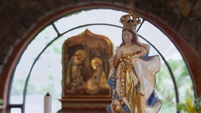 Virgen de los Treinta y Tres es la patrona de la República Oriental