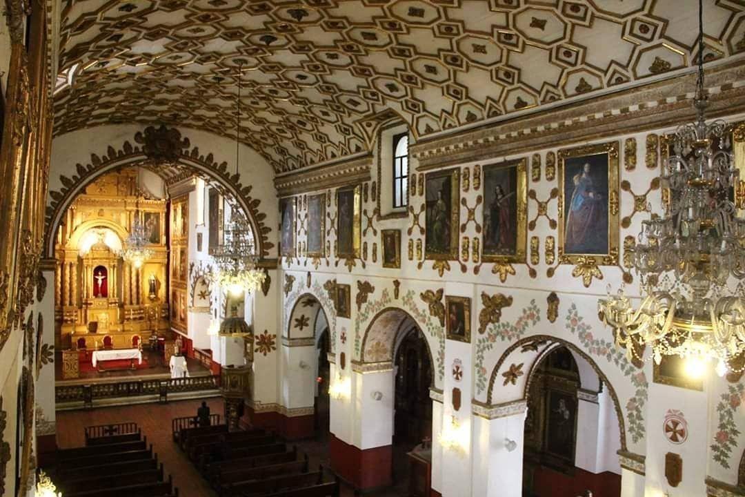 Rodolfo Vallín y la Iglesia de San Agustín