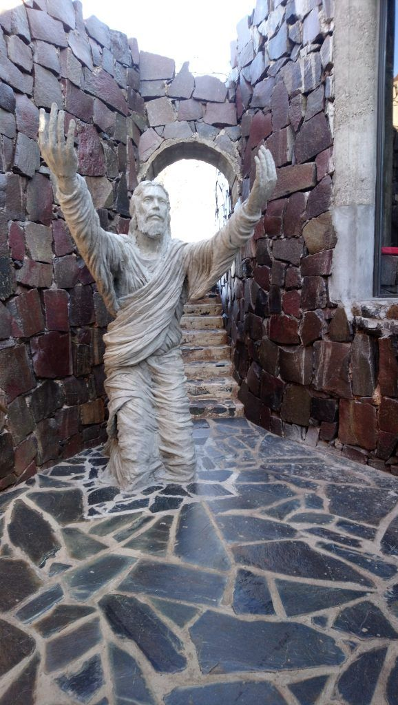 Jardín Biblico Oberá turismo relgisioso selva