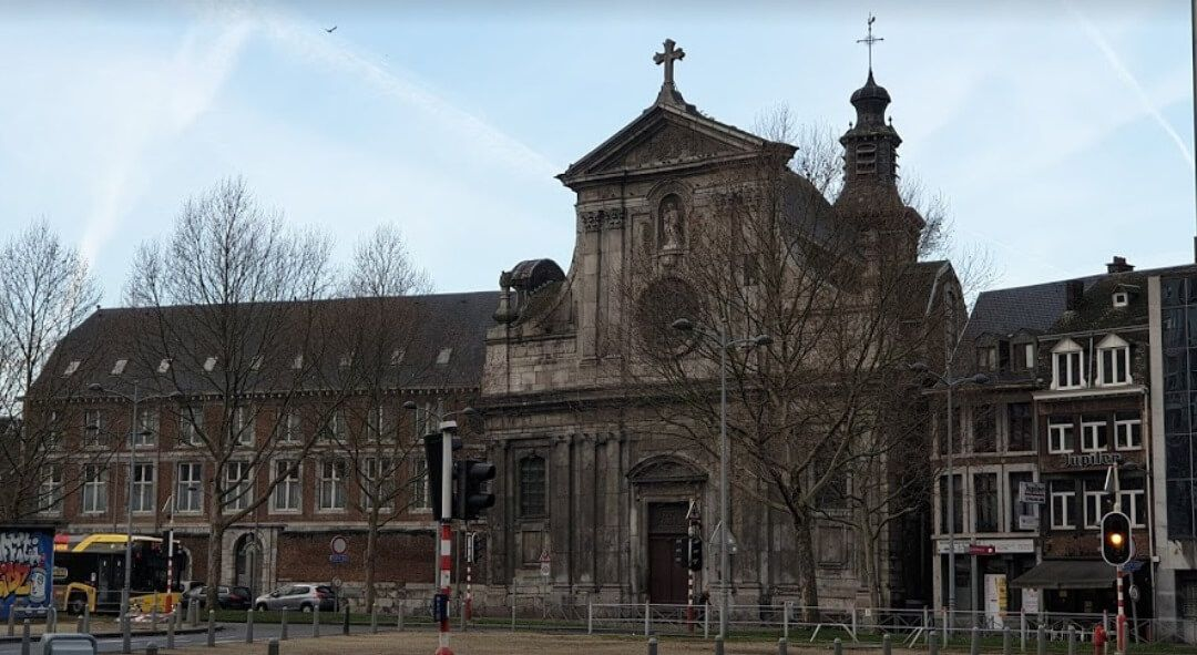 abadía benedictina de St. James
