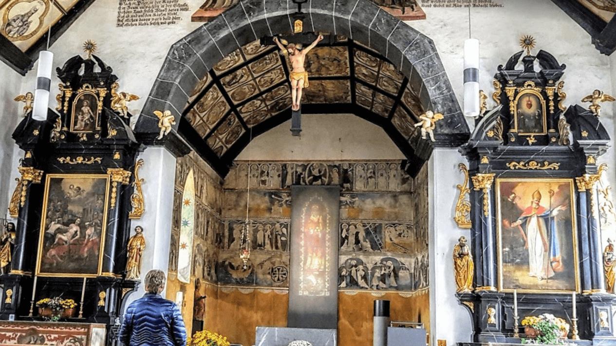 San Nicolás de Flüe