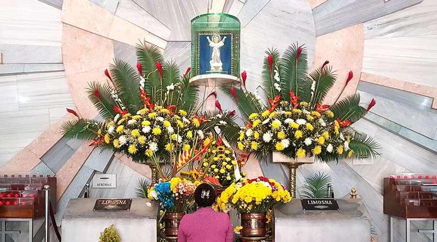 Santuario del Divino Niño en Bogotá / Foto: Davd Ramos