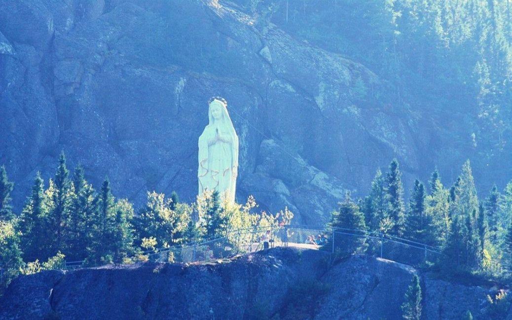 La ruta Notre Dame a Kapatakan