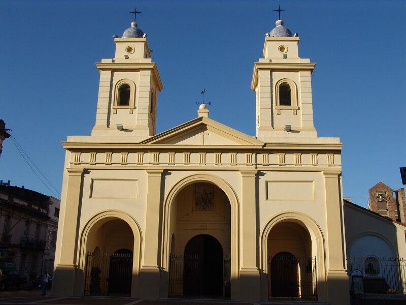 Basílica Nuestra Señora de Guadalupe en Santa Fe