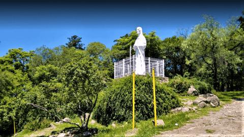 rio ceballos imagen del Cristo ñu porapora turismo religioso