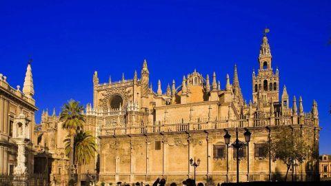 Catedral de Sevilla turismo religioso