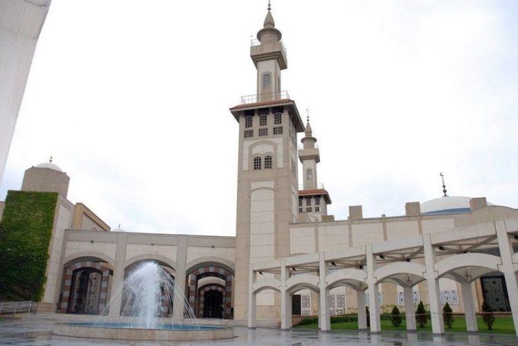 La Mezquita mas grande de Sudamérica tiene una superficie de 2000 metros cuadrados