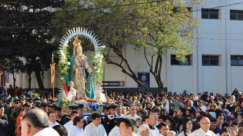 Peregrinación de Nuestra Señora de la Asunción
