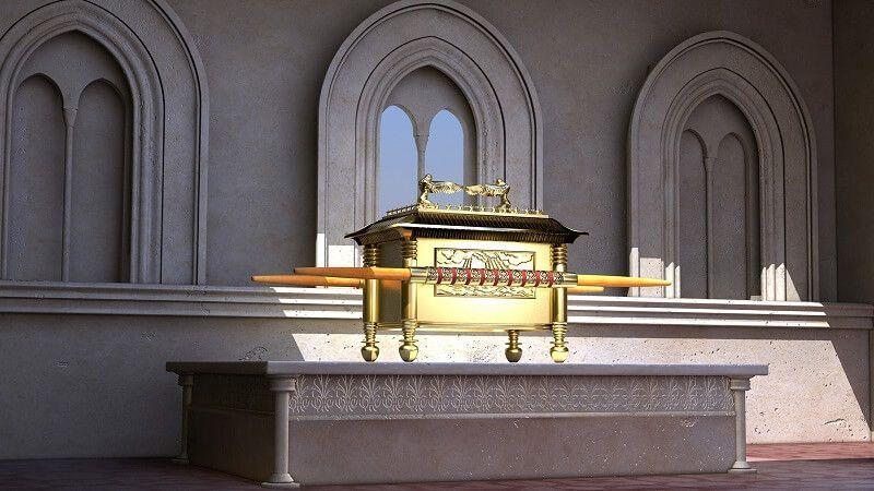 La iglesia del arca de la Alianza