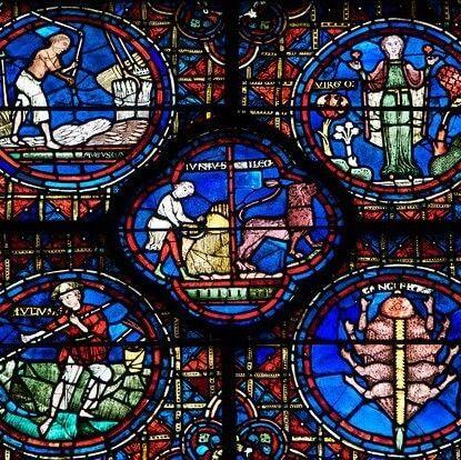 Zodiaco CatedrAles franceseas