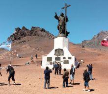 El Cristo Redentor Andino de la Paz