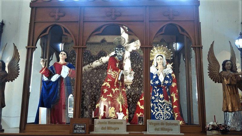 Iglesia San Felipe de Jesús turismo religioso en guatemala