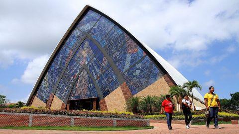 TURISMO RELIGIOSO EN ECUADOR Santuario de la Divina Misericordia