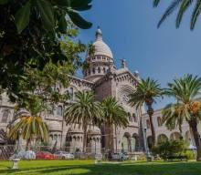 La Basílica de Los Sacramentinos, la Sacré-Cœur en Santiago de Chile