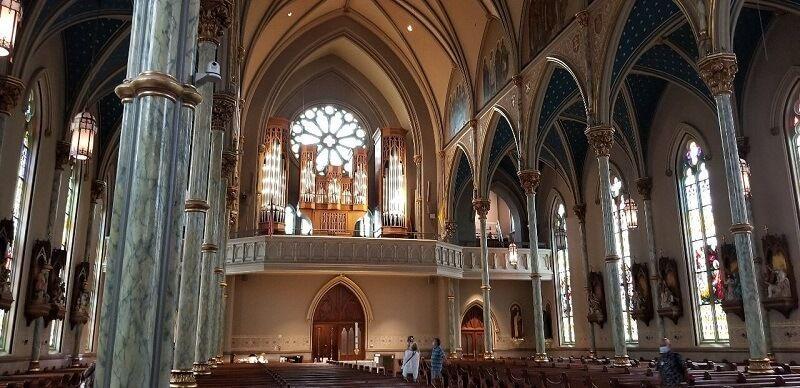 Savannah turismo religioso en los estados unidos