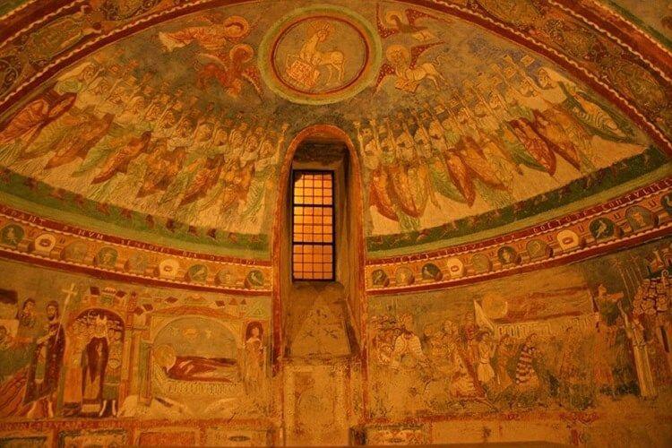 MONASTERIOS Y ABADIAS TURISMO RELIGIOSO ITALIA