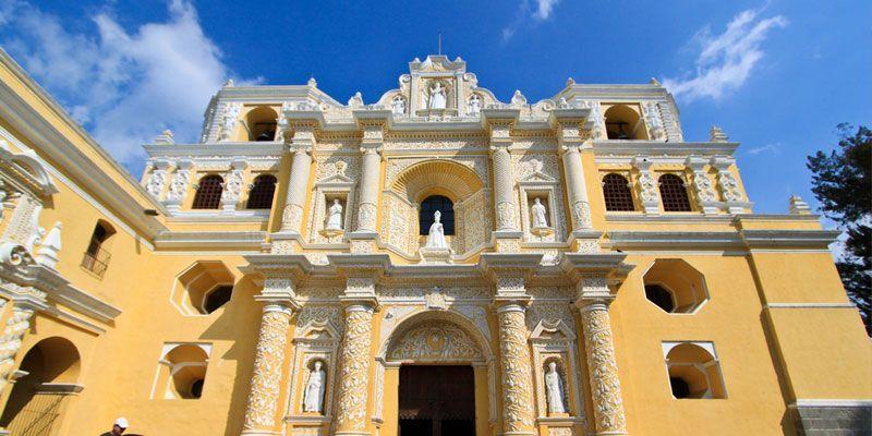 la órden mercedaria en guatemala