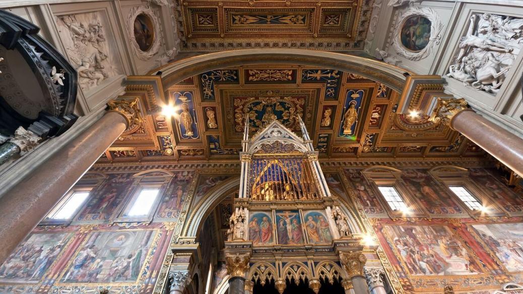Basílica de San Juan de Letrán, la madre de todas las iglesias