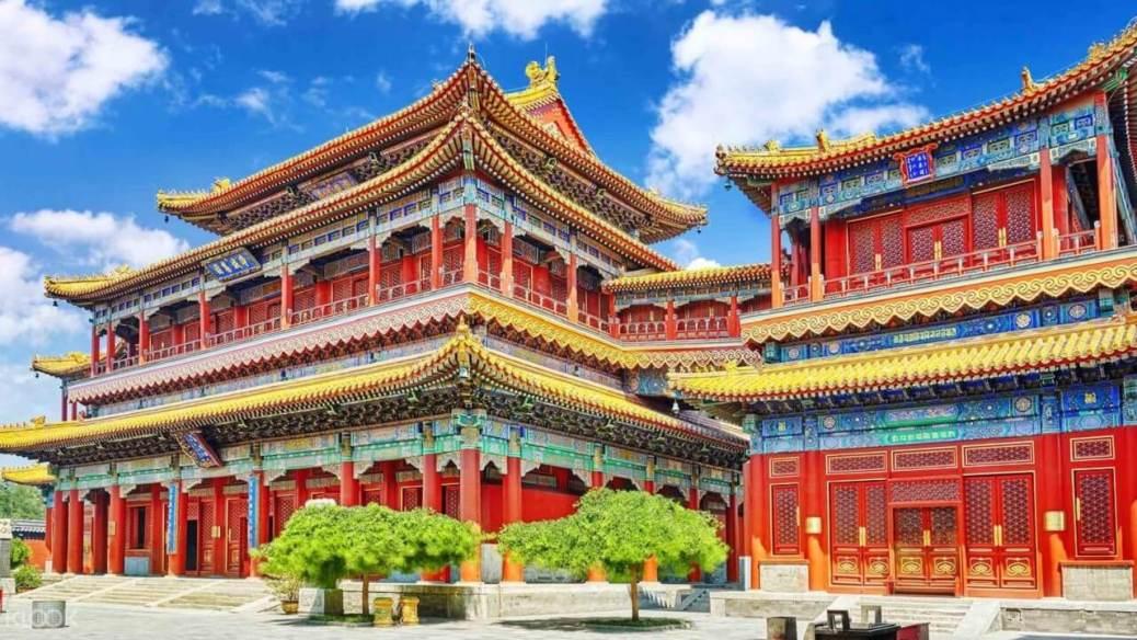 Sorprendente Recorrido de fe por China
