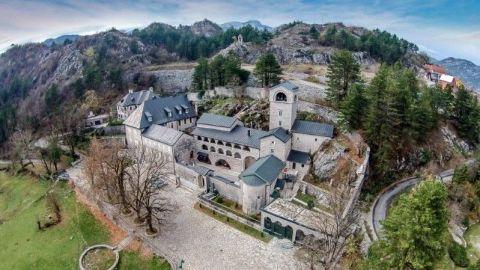 monasterios ortodoxos de montenegro