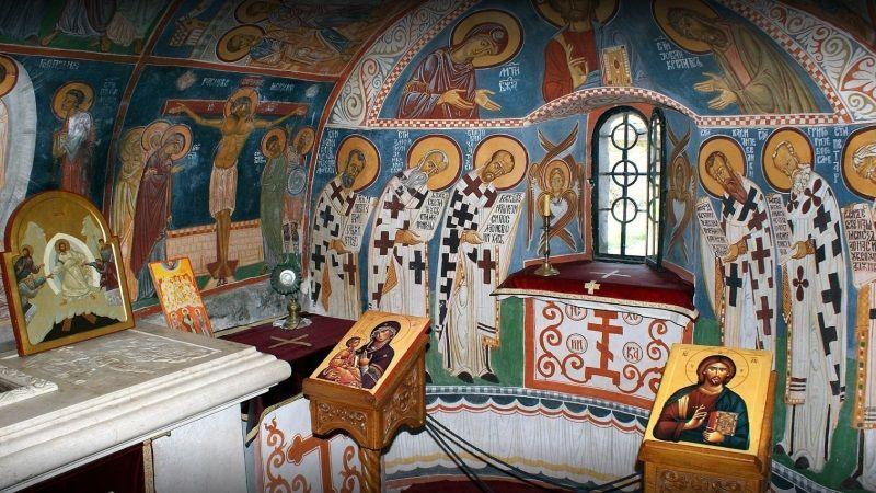 monasterios ortodoxos en montenegro