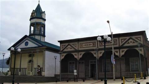 Iglesias en la Región de Atacama