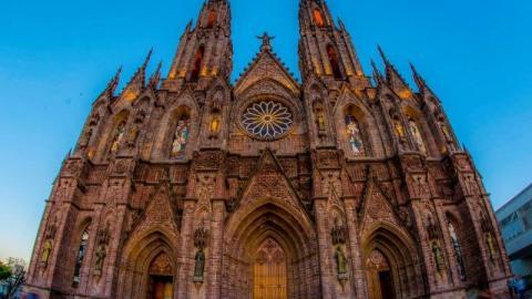 Las Catedrales más altas del país Azteca