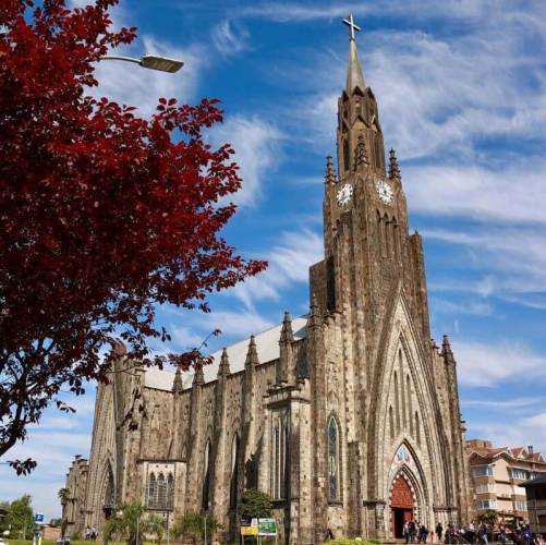 gramado y canela turismo religioso