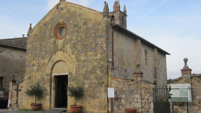 Iglesia de Santa Maria Assunta iglesias medievales