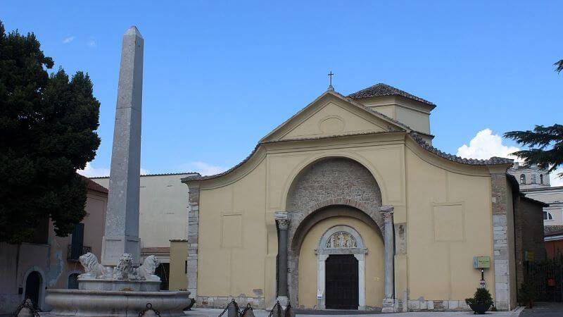 Iglesia de Santa Sofia turismo religioso