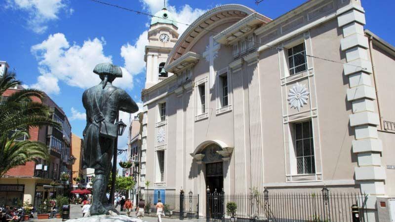 catedral catolica de gibraltar