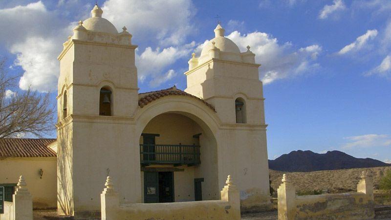 parroquia de molinos
