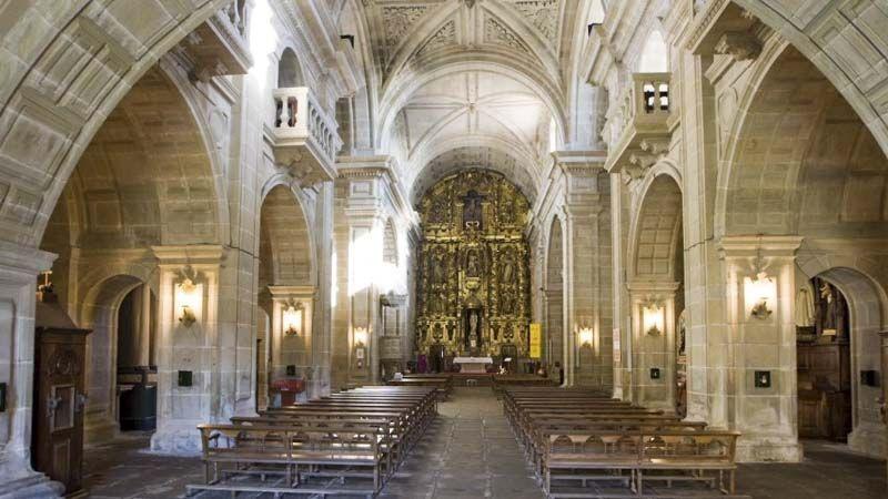 Monasterio de San Juan de Poio