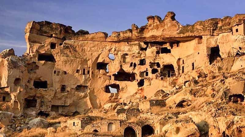 Turismo Religioso en Capadocia