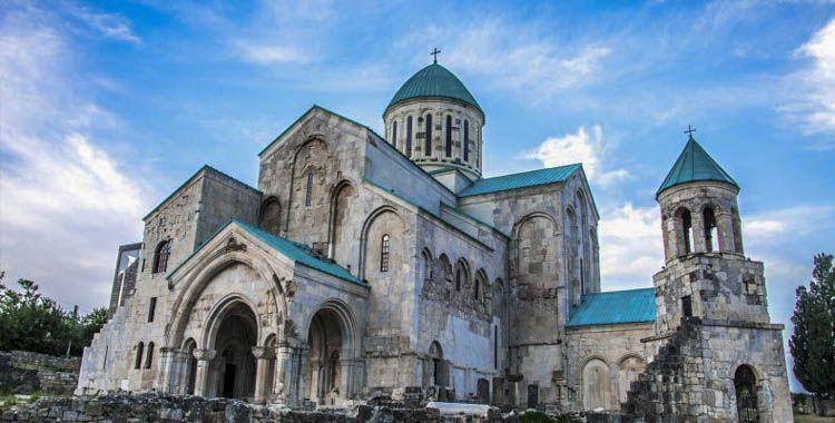 catedral de kutaisi georgia