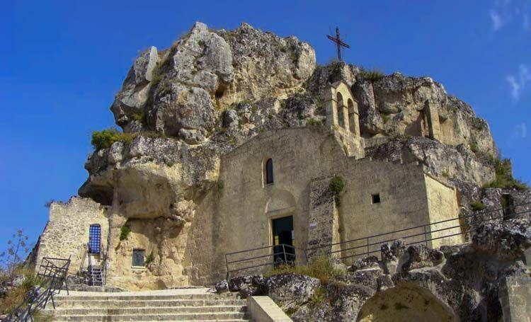 Las iglesias más bellas de Italia santa maria de idris
