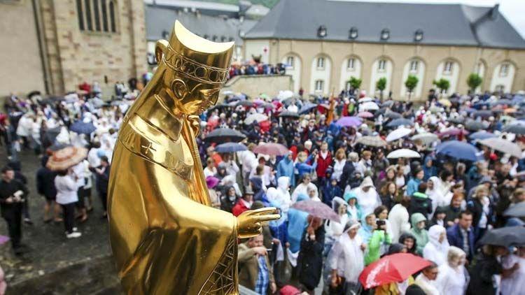peregrinaciones en Luxemburgo portada