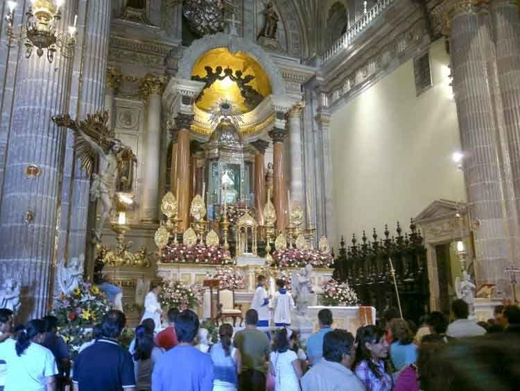 Santuario de Nuestra Señora de San Juan de los Lagos