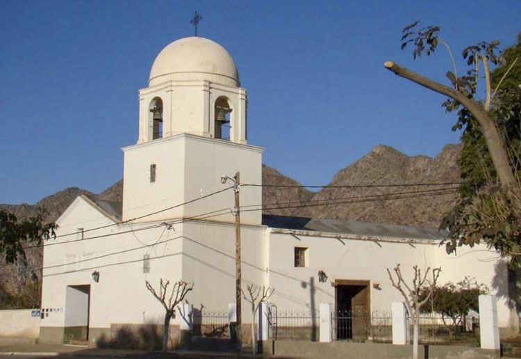 Anguinán era una antigua ciudad del pueblo originario Diaguita, hoy sede de una importante bodega ubicada a 7 kilómetros de Chilecito.