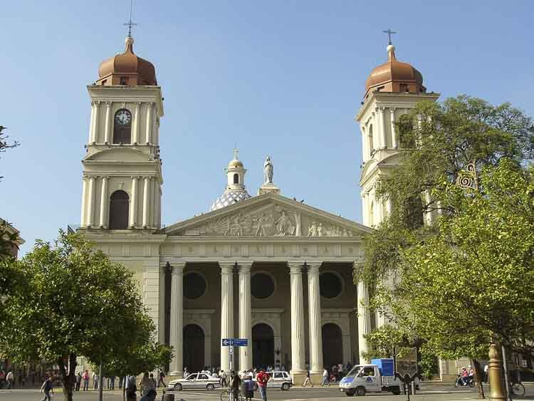 Circuito Ciudad Histórica Es la iglesia madre de la ciudad de San Miguel de Tucumán. El templo fue erigido en el siglo XVI y es el hogar de la Arquidiócesis metropolitana de Tucumán.
