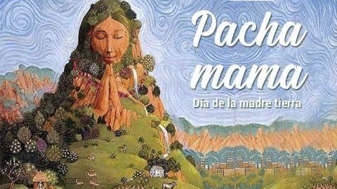 Estrechamente ligada a la fertilidad en la cosmogonía de los países andinos, la Pachamama representa a la diosa-tierra en las culturas presentes en el antiguo espacio Inca. Figura muy fuerte entre los pueblos Quechua y Aymara, sigue siendo respetada y venerada por toda la población andina.