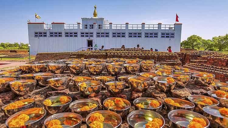 Lugar donde nació Buda
